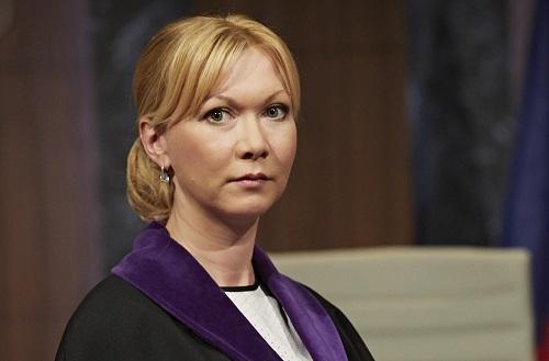 Klára Lang Slámová, foto: TV Nova