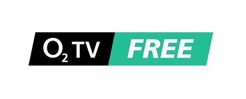 Logo nového kanálu O2 TV Free