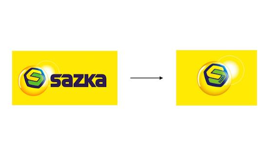 Změna loga společnosti Sazka