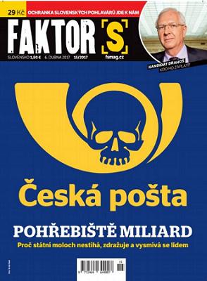 Vydání týdeníku Faktor S.