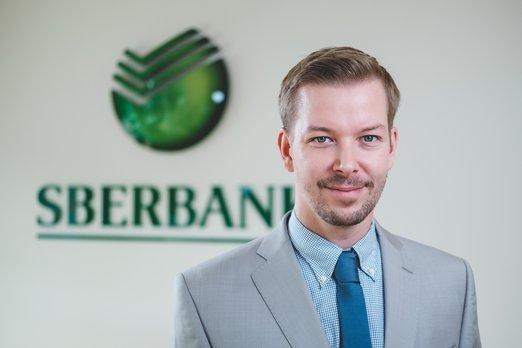 Jan Marek, nový tiskový mluvčí Sberbank (foto: Jiří Štarha)
