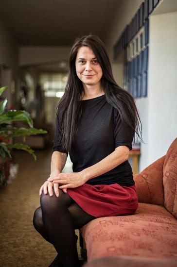 Ada Šimšíková, foto: Boris Németh