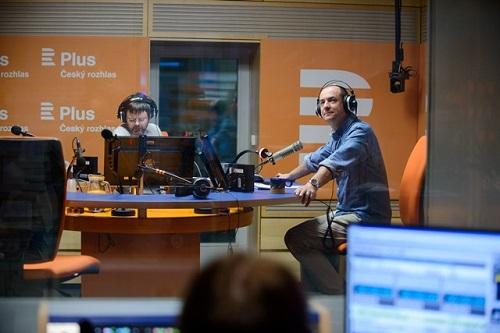 Nové studio ČRo Plus, foto: Český rozhlas