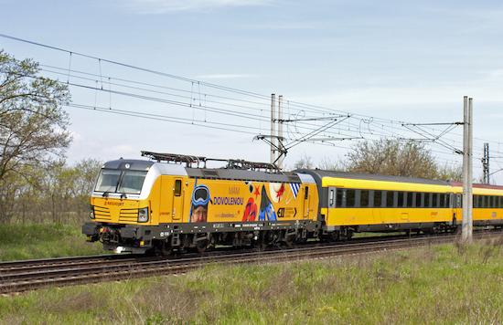 vectron-vlak