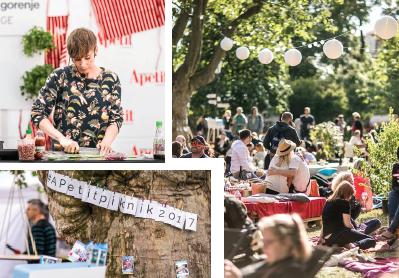 Apetit Piknik 2017, foto: Burda Praha