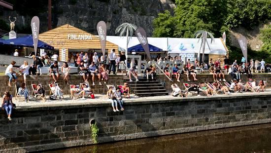 Finlandia Kokos Bar (zdroj: FB Finlandia)