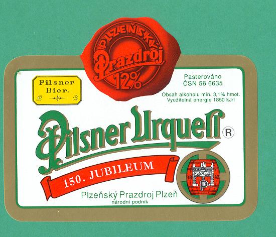 Etiketa z roku 1992