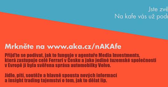 Z inzerátu umístěného na webových stránkách Media Investments
