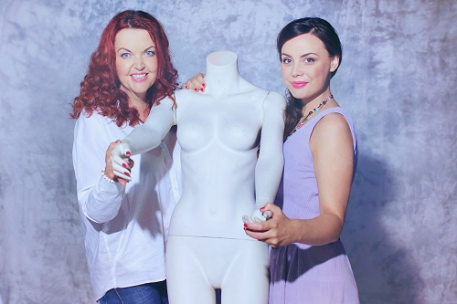 Linda Kholová a Venuše Baxová, foto: Empresa Media