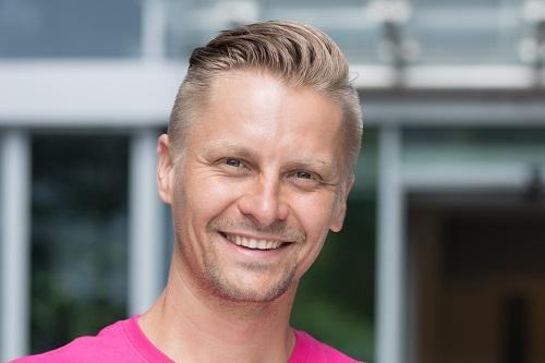 Jan Kopecký, foto: T-Mobile