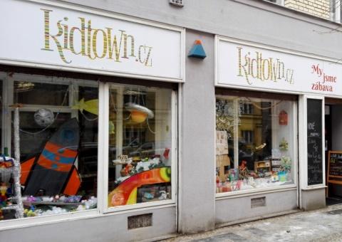 Hračkářství Kidtown.cz