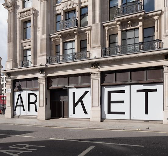 Vlajková prodejna nové značky Arket bude otevřena v Londýně 25. srpna.