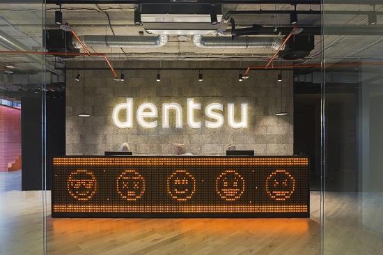 Nové sídlo Dentsu Aegis Network