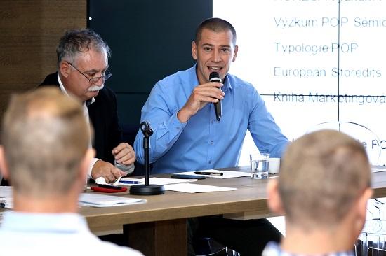 Daniel Jesenský, foto: POPAI CE