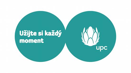 Nove logo UPC s claimem